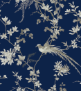 """<p>The Bird and Blossom Chinoiserie is inspired by an original nineteenth century Chinese hand painted silk. The Asian motifs are set against a backdrop of burnished metallic and modern color. Artfully combining heritage design and innovation, this classic pattern exemplifies the blending of quiet sophistication with glamorous urban style.</p><p>Danielle's A-List Anecdote:<em>""""York's Bird and Blossom Chinoiserie wallpapers are great for the more modern client. Clean, open, with great colorways, it can work in so many different style rooms providing just a hint of opulence.""""</em></p><p><em><u>Learn More at <a href=""""https://www.yorkwallcoverings.com/"""" rel=""""nofollow noopener"""" target=""""_blank"""" data-ylk=""""slk:yorkwallcoverings.com"""" class=""""link rapid-noclick-resp"""">yorkwallcoverings.com</a>!</u> </em></p>"""
