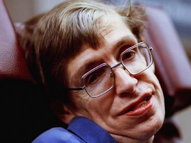 File image of Professor Stephen Hawking. Reuters