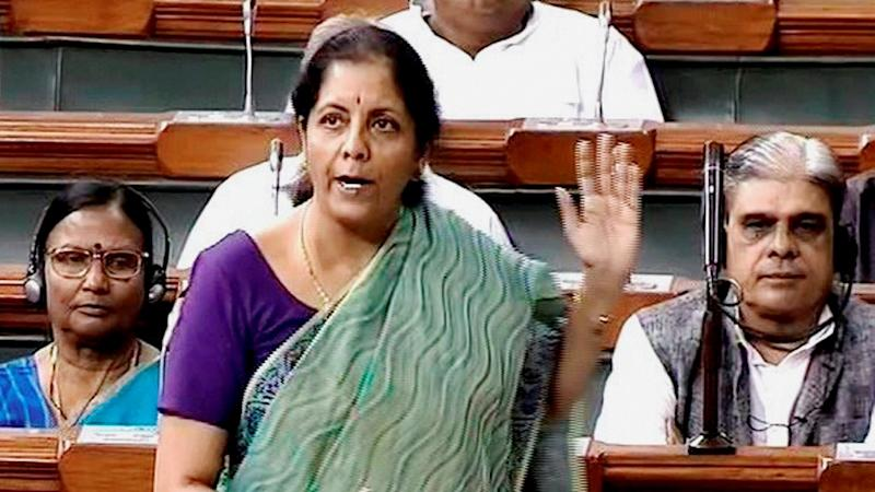 Arunachal Is in India, Others' Views Irrelevant: Sitharaman