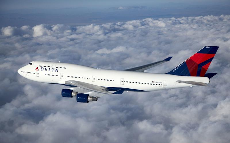 Delta's 747s will soon be no more - Copyright Delta Air Lines - All Rights Reserved,Copyright Delta Air Lines - All Rights Reserved