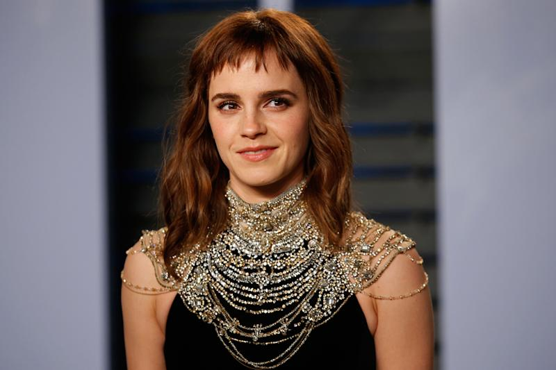 Emma Watson Shares App That Helps Track Carbon Impact of Wardrobe