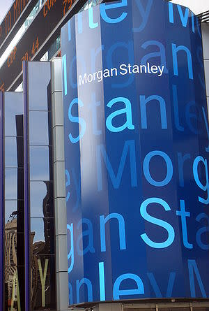 Morgan Stanley Settles MBIA Suits, Will Take $1.8B Hit