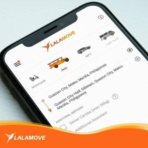 lalamove philippines guide - how does lalamove work?