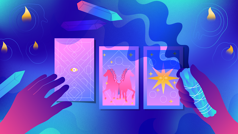 Here's How to Get the Tarot Instagram Filter—Faster Than You Can Say 'High Priestess'