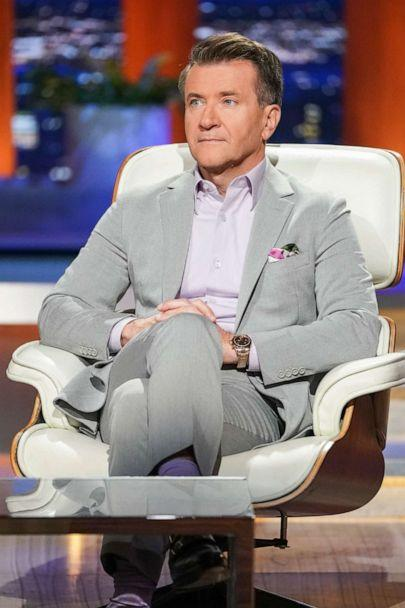 PHOTO: Robert Herjavec appears on an episode of 'Shark Tank,' airing on Oct. 13, 2019. (Eric Mccandless/ABC)