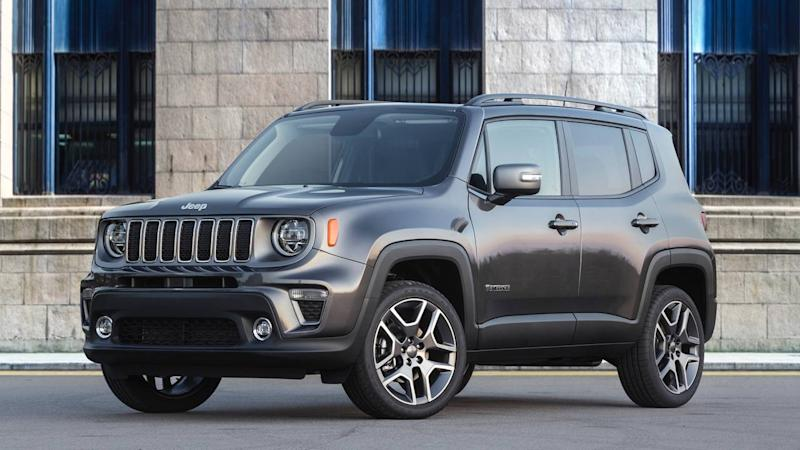 Jeep Renegade Limited 2019 - EUA