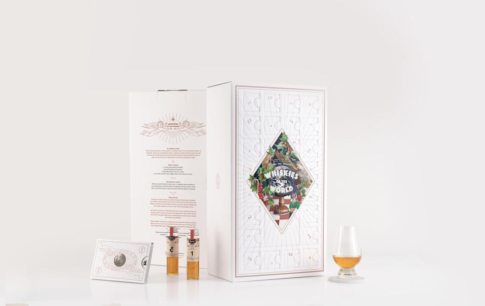 "<p>The only thing better than chocolate or <a href=""http://www.townandcountrymag.com/style/beauty-products/news/g2919/beauty-advent-calendars/"" rel=""nofollow noopener"" target=""_blank"" data-ylk=""slk:a beauty product in your advent calendar"" class=""link rapid-noclick-resp"">a beauty product in your advent calendar</a>? Getting booze instead. As we begin wistfully dreaming of the holiday season to come, we're already planning all of the advent calendars we'll be stocking up on this year for a very happy holiday, featuring a variety of spirits to make those 24 days of December as festive as can be.</p>"
