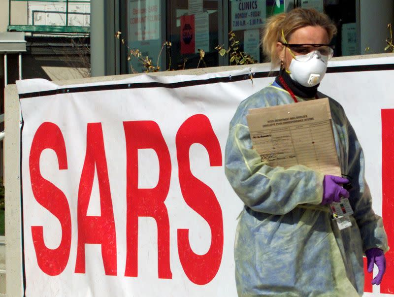 The shadow of SARS: China learned the hard way how to handle an epidemic
