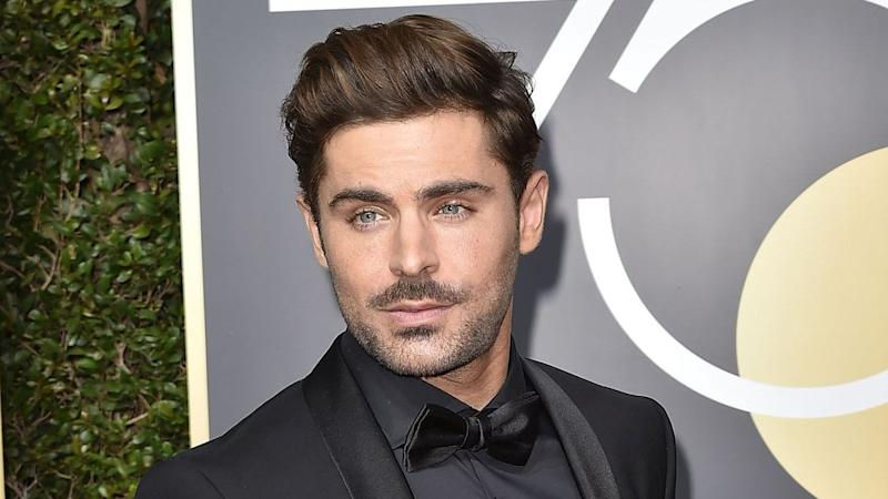 Zac Efron Debuts Platinum Blonde Hair and Fans Have ONLY Strong Opinions About It
