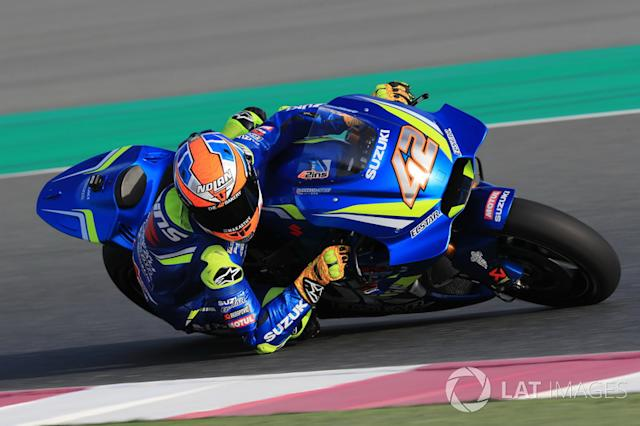 "Álex Rins (Team Suzuki MotoGP) <span class=""copyright"">Gold and Goose / Motorsport Images</span>"
