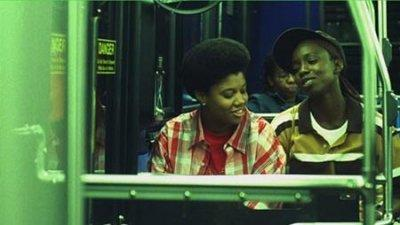 A scene from Pariah, one of several films about the struggles of gay teen screening at Sundance this year.