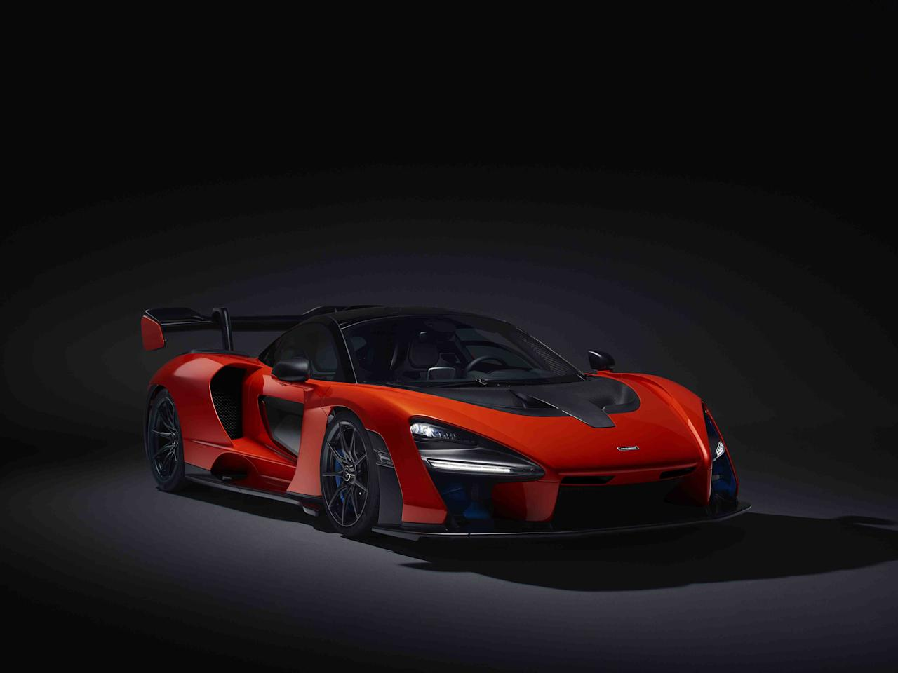 """<p>McLaren's new £750,000 hypercar is named after legendary Formula One motor racing champion, Ayrton Senna. It's billed as """"the most extreme McLaren road car yet"""". </p>"""