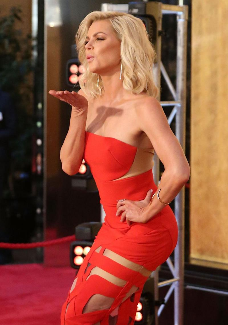 Sophie Monk is set to star as the new Bachelorette and has some revealed some juicy details about her chosen man. Here she is sassy as ever at this year's Logie Awards. Source: Getty