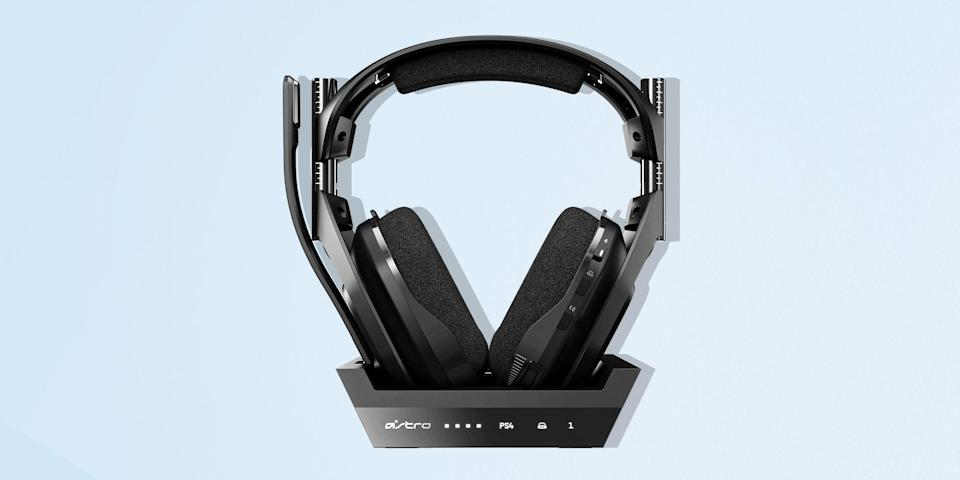 """<p class=""""body-dropcap"""">When I first got wind of the so-called """"3D audio"""" capability of the PS5, I was stoked. Despite being a video editor, I've never been much of a framerate or ultra high def nerd. I love a beautiful picture, especially when I'm playing a <a href=""""https://www.esquire.com/lifestyle/a30284795/best-video-games-2020/"""" rel=""""nofollow noopener"""" target=""""_blank"""" data-ylk=""""slk:gorgeously designed game"""" class=""""link rapid-noclick-resp"""">gorgeously designed game</a> like <em>Ghost of Tsushima</em> or <em>The Pathless, </em>but, so long as I can see what's going on, I couldn't really care less if the game is displayed in HDR, 4K, 8K, 60 fps, etc. Audio, on the other hand, is a different story. Video editors and anyone who has worked in post-production will tell you how significant audio is to the process of visual storytelling. It's the most powerful tool a filmmaker or game developer has at their disposal. And the best visual stories take full advantage of the way sound immerses us in a narrative.</p><p>3D audio, the term Sony has coined to describe the <a href=""""https://www.esquire.com/lifestyle/a34589201/ps5-vs-xbox-series-x-console-review-specs-games/"""" rel=""""nofollow noopener"""" target=""""_blank"""" data-ylk=""""slk:proprietary tech in the PS5"""" class=""""link rapid-noclick-resp"""">proprietary tech in the PS5</a> that simulates sound coming from all directions, is kind of complicated to explain, but is by no means a novel invention. You know when a movie is about to start, and that <em>no cellphones</em> message where you can hear chatter all around plays, as if you're sitting in a room of a thousand phone calls at once? That's what Sony is trying to achieve with its new Tempest Engine, which is a processing chip in the PS5 tower solely devoted to maximizing your audio experience. As I said, this sort of """"3D"""" technology exists already. Dolby Atmos, for example, has provided """"surround sound"""" to televisions and home theaters and even smartphones for years now. 3D audio is mere"""