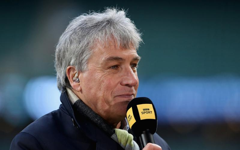 John Inverdale - Getty Images Europe