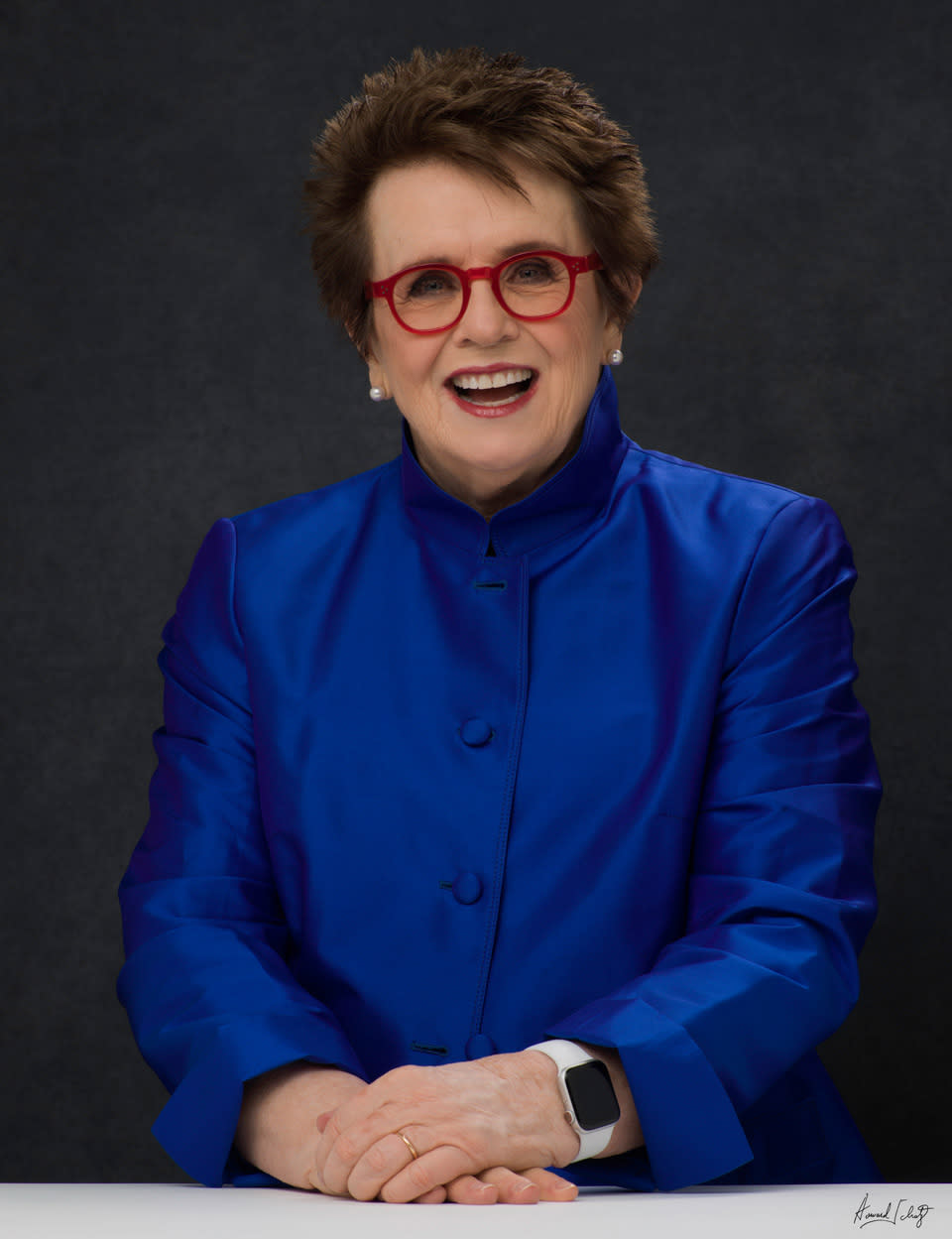 Billie Jean King teams up with Jane Walker by Johnnie Walker for First Women campaign celebrating and inspiring women breaking boundaries.