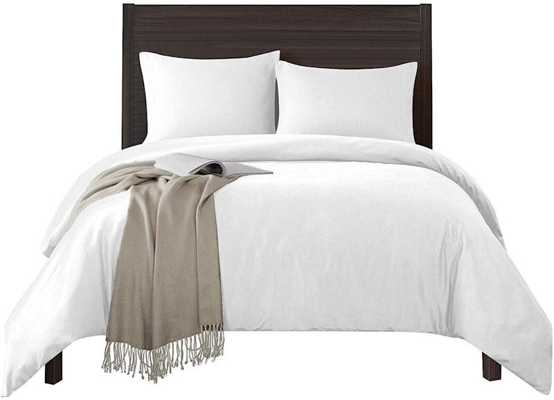 Duvet sets are on sale, too! (Photo: Amazon)