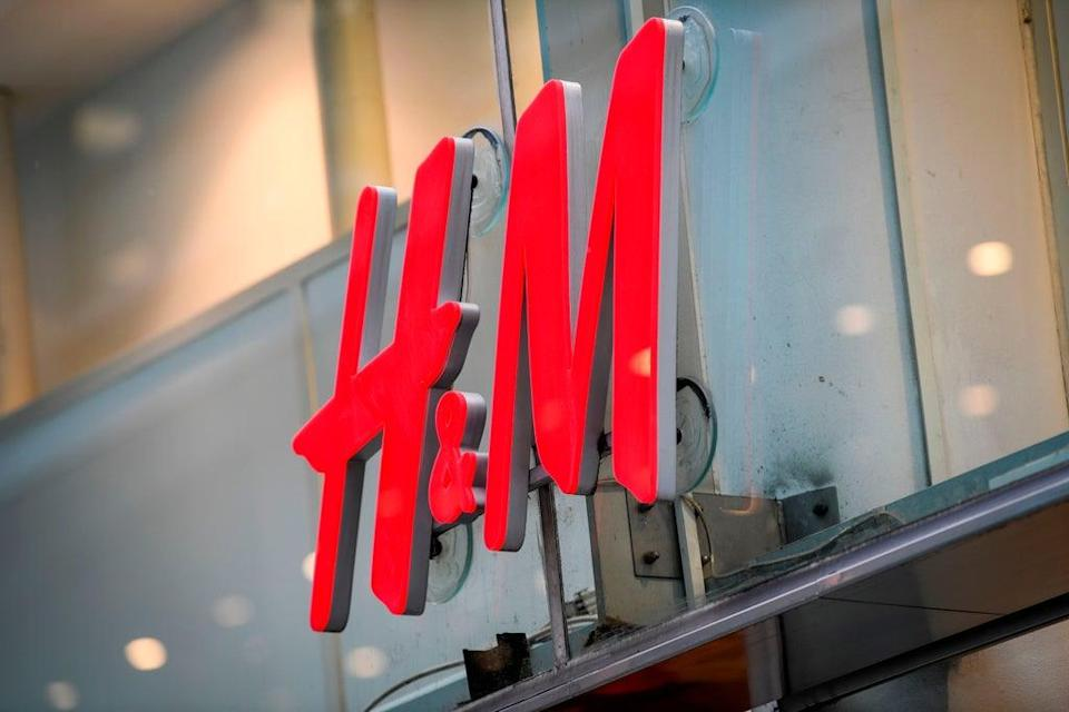 File image: H&M store in central Stockholm (Getty Images)