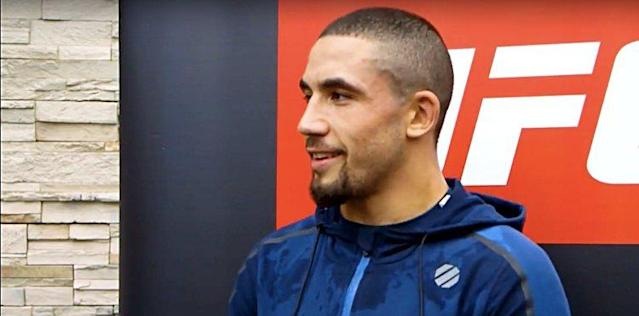 Robert Whittaker UFC on FOX 24