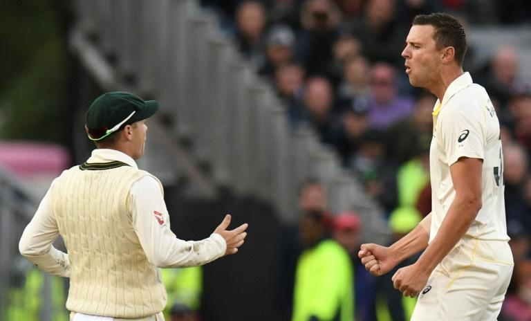 Hazlewood ran through England's top order late on Friday