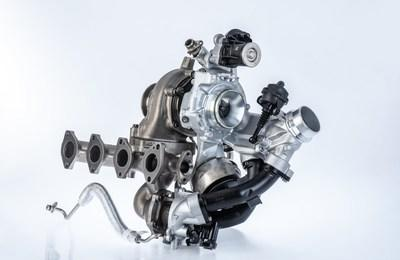 BorgWarner's R2S turbocharging system enables the realization of individual customer demands.
