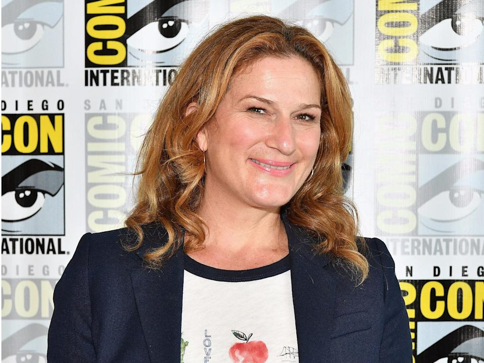 Gasteyer at the 2017 San Diego Comic-Con.