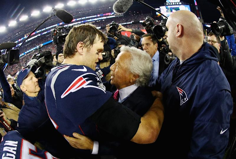 Patriots invite fans to Super Bowl send-off rally