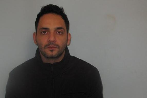 Talal Alkassab, 39, also pleaded guilty to conspiracy to pervert the course of justice (Met Police)