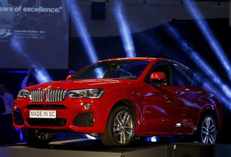 Bmw To Invest 1 Billion To Expand U S Production By 50