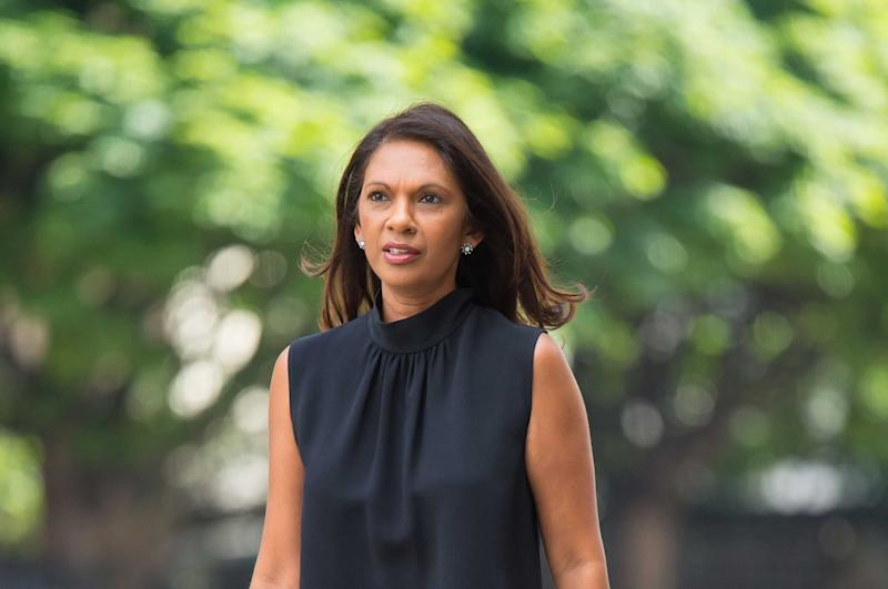 Anti-Brexit campaigner Gina Miller (PA Images)