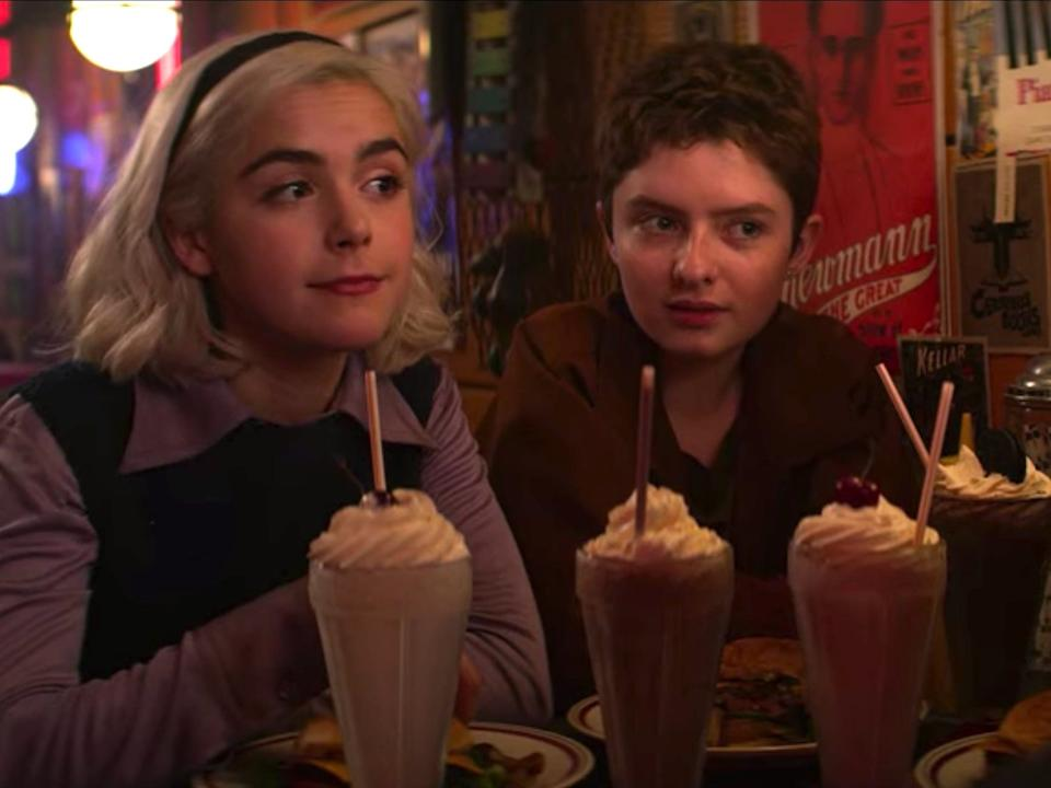"""Chilling Adventures of Sabrina"" is expected to have four seasons."
