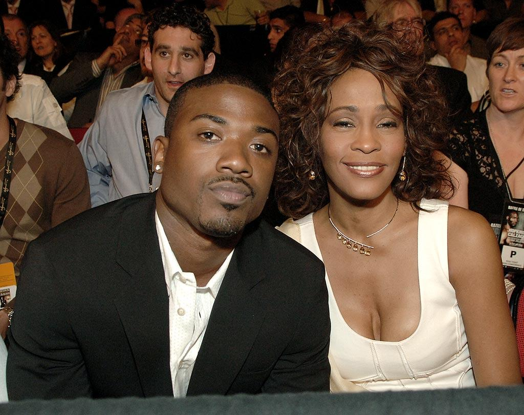 """Will Whitney's relationship with Ray J prove to be the """"Greatest Love Of All?"""" Denise Truscello/<a href=""""http://www.wireimage.com"""" target=""""new"""">WireImage.com</a> - April 19, 2008"""