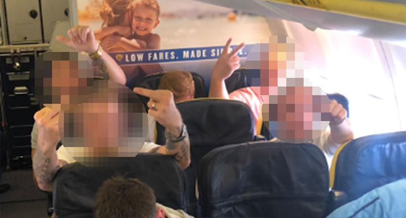 Passenger Laura Muldoon was flying from Stansted to Seville when she says she was targeted with homophobic abuse and claims staff did not intervene during the incident. (Twitter)