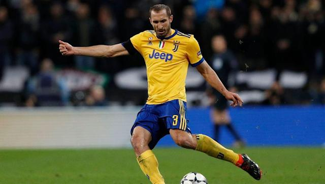 <p>He may be 33-years-old, and Steven Gerrard may have been slating the Italian stalwart ahead of kick-off, but Giorgio Chiellini was truly outstanding against Tottenham.</p> <br><p>The physical centre half took a grip of the game from the first whistle and refused to let go until full time. </p> <br><p>When most people his age would be wilting, he marshalled his own box against the likes of Harry Kane and Fernando Llorente in the dying minutes as if his life depended on it.</p> <br><p>Chiellini is one hell of a player, and he proved that again tonight.</p>