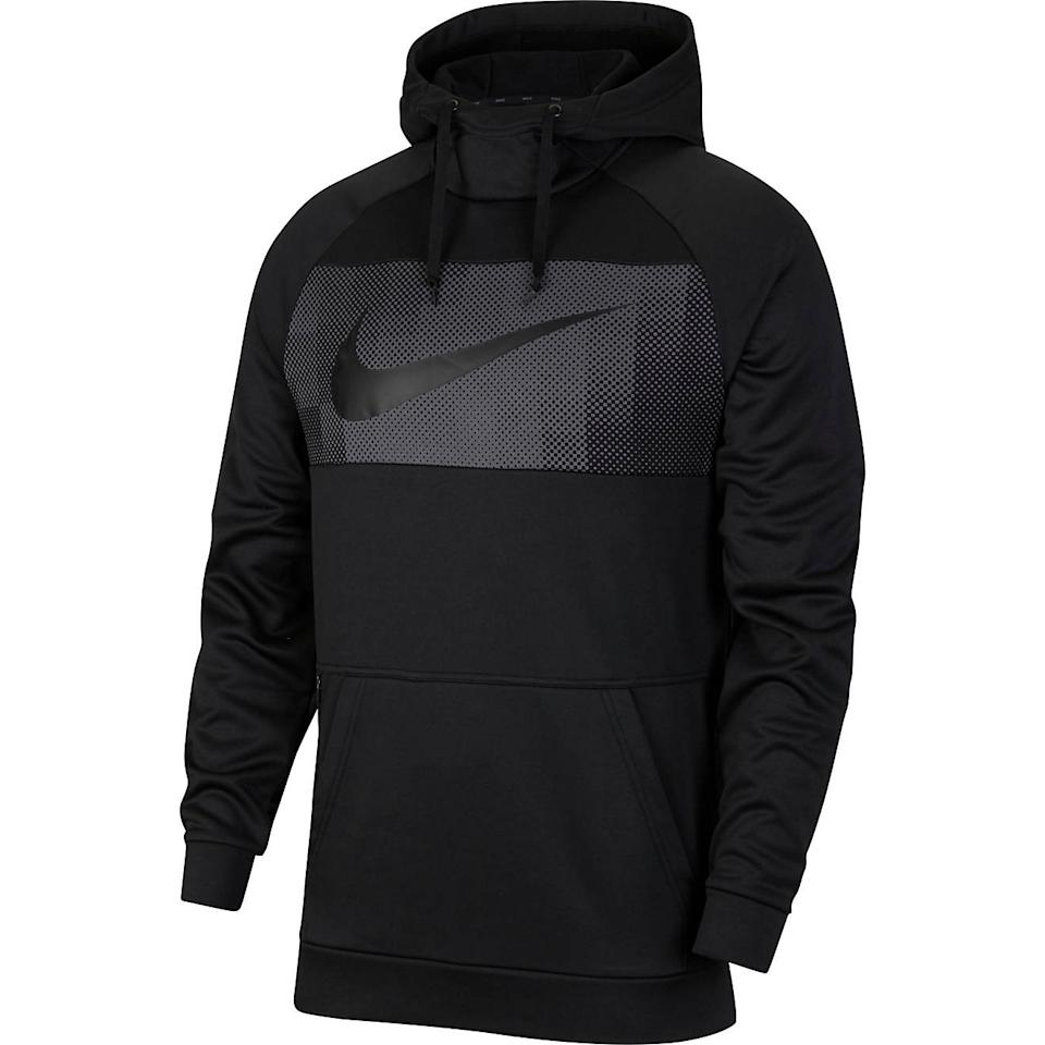 Both men's and women's fleece hoodies are discounted at up to 50% off at Academy Sports + Outdoors