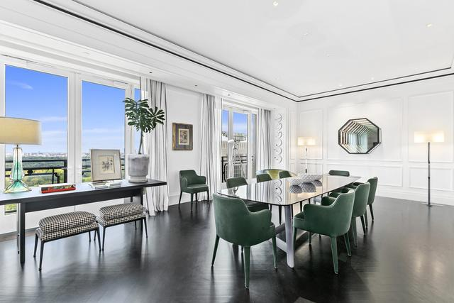 220 Central Park South is pictured. Photo credit: Compass.