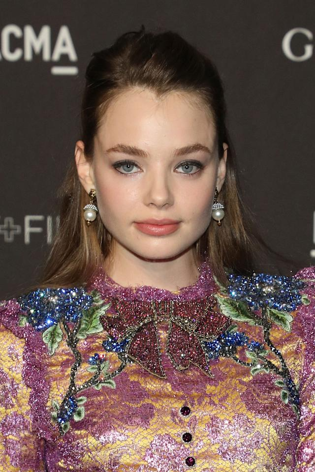 <p>Kristine Froseth, who played Veronica in the Netflix original movie <strong>Sierra Burgess Is a Loser</strong> and currently stars in the Netflix series <strong>The Society</strong>, costars alongside Plummer as Alaska Young, who initially makes it her mission to find a girlfriend for Miles. Even though she knows that Miles is falling in love with her, she insists that they keep their relationship platonic, as she has a boyfriend back home that she loves. </p>