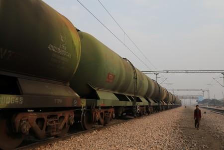 India's June crude oil imports fall to more than two-year low