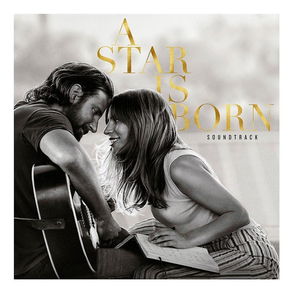 """<p>Lady Gaga and Bradley Cooper <a href=""""https://www.oprahdaily.com/entertainment/a26515833/shallow-lady-gaga-bradley-cooper-body-language/"""" rel=""""nofollow noopener"""" target=""""_blank"""" data-ylk=""""slk:were lightning in a bottle"""" class=""""link rapid-noclick-resp"""">were lightning in a bottle </a>in Cooper's <em>A Star Is Born. </em>The two revealed their chemistry in a 2018 duet, """"Shallow,"""" written by Lady Gaga.</p><p><a class=""""link rapid-noclick-resp"""" href=""""https://www.amazon.com/Shallow/dp/B07GWQ6VF6/?tag=syn-yahoo-20&ascsubtag=%5Bartid%7C10072.g.28435431%5Bsrc%7Cyahoo-us"""" rel=""""nofollow noopener"""" target=""""_blank"""" data-ylk=""""slk:LISTEN NOW"""">LISTEN NOW</a></p>"""