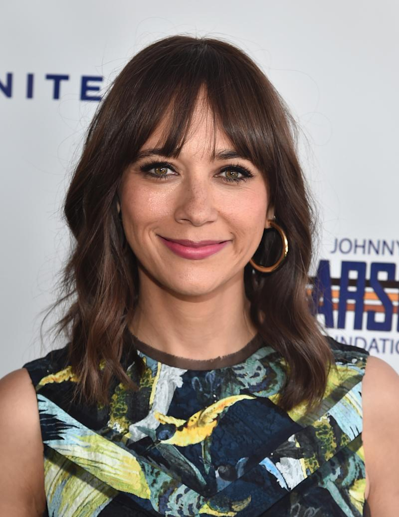 Rashida Jones Lands Her First Beauty Job