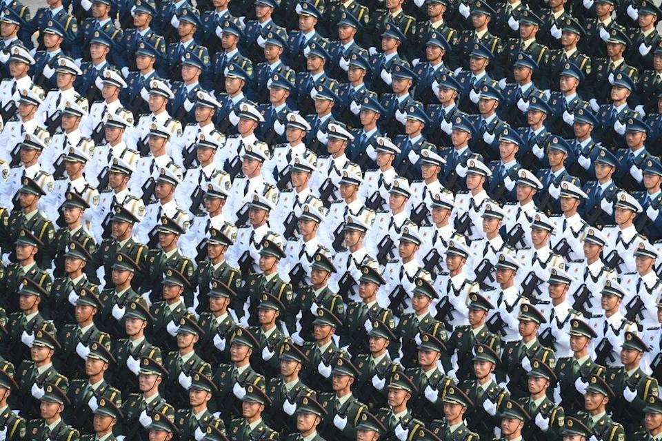 Taiwan is putting its focus on asymmetrical warfare in the face of China's People's Liberation Army. Photo: Xinhua
