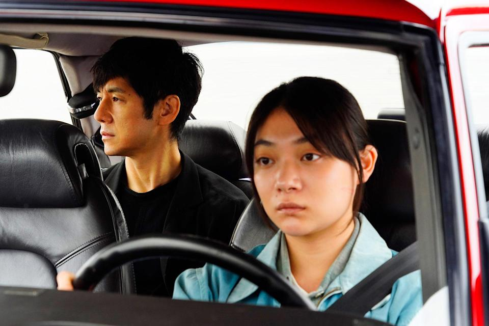 """<strong><h2><em>Drive My Car </em></h2></strong><br>It might be hard to imagine how a three-hour film with much of its action taking place – see title – in an old red Saab, could possibly be engrossing, but this serene exploration of a marriage quietly splintering does exactly just this. Inspired by Haruki Murakami's short story of the same name, the Japanese drama follows Yûsuke (Hidetoshi Nishijima) a successful actor and theatre director, who hires a chauffeur when he learns he may lose the sight in one of his eyes. Expect incredible performances and a unique storytelling experience, filled with life epiphanies, plus explorations of grief and sexuality.<br><br><em>Out 19th November. </em><span class=""""copyright"""">Photo Courtesy Of BFI</span>"""