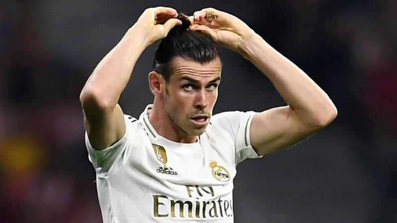 Gareth Bale Real Madrid 2019
