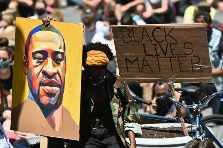 The US has seen waves of protest since the killing of George Floyd in May, which became a symbol of what many say is systemic racism and abuse of African Americans by police
