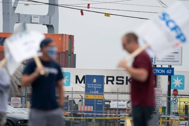 Last summer's strike at the Port of Montreal cost businesses an estimated $600 million in lost sales, according to Statistics Canada.