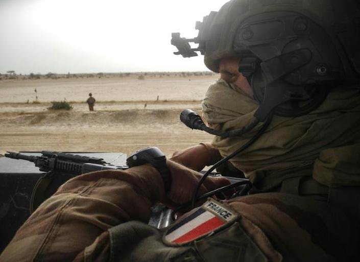France is hoping its troops will be able to bear less of the load in the Sahel in future