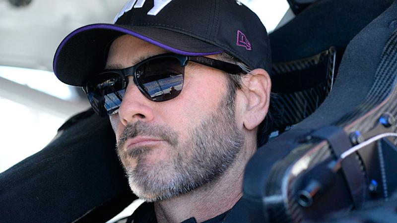 Jimmie Johnson apparently wants revenge on Brad Keselowski after Kentucky wreck