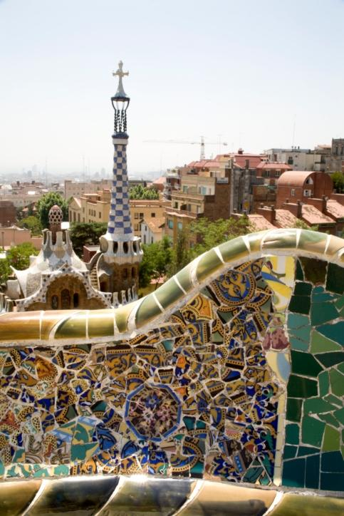 Barcelona<br />Spain's second largest city is full of museums, parks, churches, and ornate architecture. It also made the cut as one of National Geographic's top ten beach cities, so you can walk along the surf or streets here.