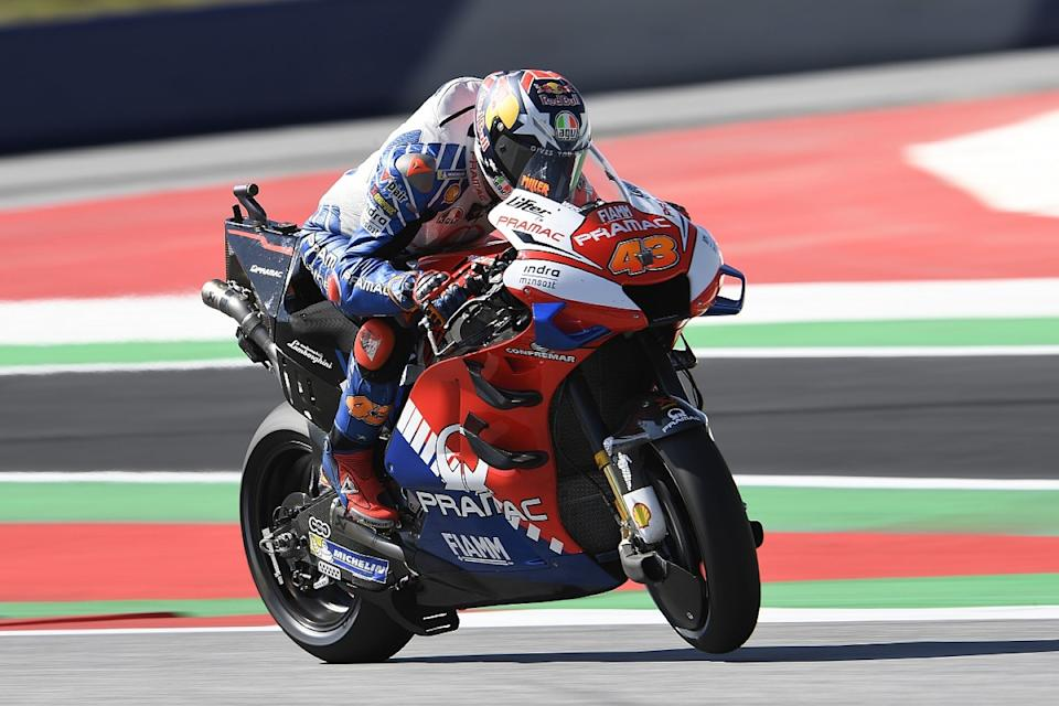 Riders express concern about riding at wet Austria