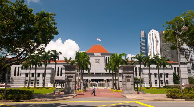 Review of Singapore Government